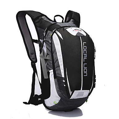 15-35L L mochila Acampar e Caminhar Viajar Escola Prova-de-Água Náilon