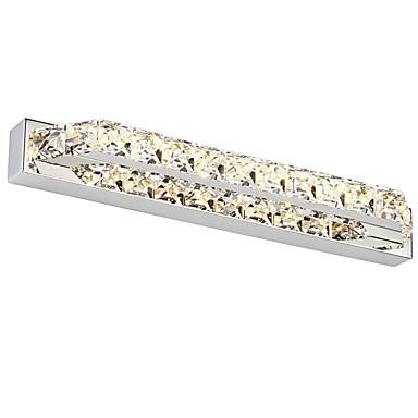 Moderno / Contemporáneo Iluminación de baño Metal Luz de pared 220v / 110V / 90-240V 10W