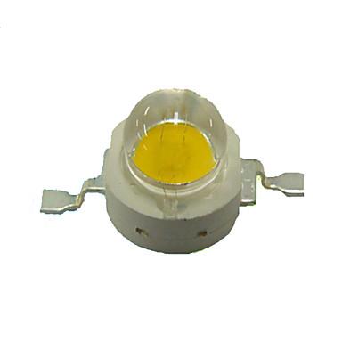 1W høj effekt LED (sæt med 10)