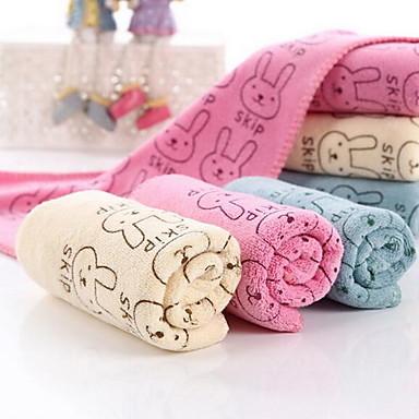 VaskehåndklædeMønstret Høj kvalitet 100% Polyester Håndklæde