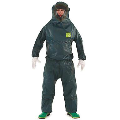 4000-151 respirator externe chemische beschermende kleding beschermende kleding zwavelzuur (verkocht l code)