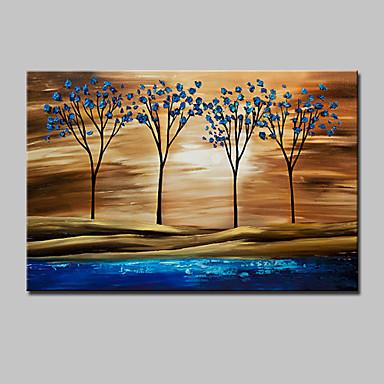 moderne abstrakte håndmalede træ oliemalerier på lærred væg kunst billeder med strakte ramme klar til at hænge