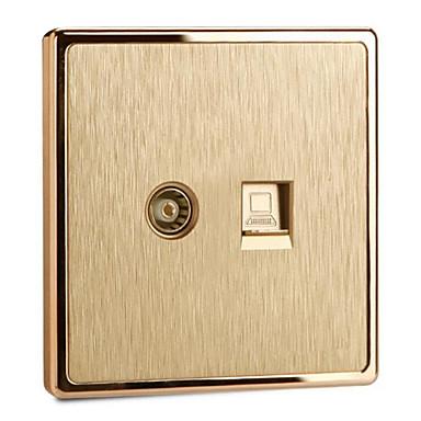 elektrisk hyun jin lasi s20 Smart TV engros skifte socket computer socket
