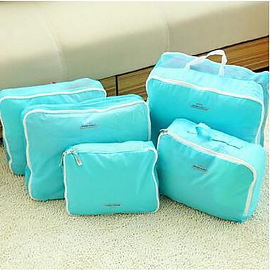 Opbevaringstasker Nuttet / Multifunktion,Tekstil