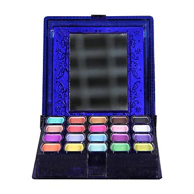 30 Rouge+Lidschatten+Lipgloss+Puderquasten/Kosmetikbürsten Trocken Gesicht Augen Lippen Farbiger Lipgloss Natürlich China