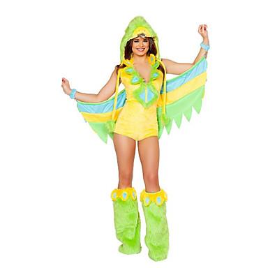 Dieren Cosplay Kostuums Feestkostuum Unisex Halloween Carnaval Nieuwjaar Festival/Feestdagen Halloweenkostuums Kleurenblok