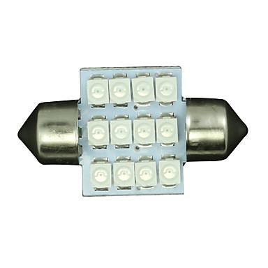 SO.K 2pcs Araba Ampul İç Işıklar For Uniwersalny