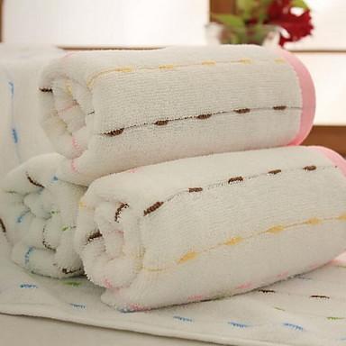 Frisk stil Vaskehåndklæde, Jacquard Vævning Overlegen kvalitet 100% bomuld Strikket Jacquard Vaskehåndklæde