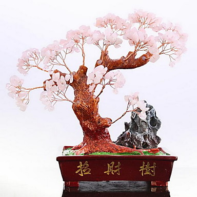 Blomster/botanik Krystal Polyresin Land,Gaver Indendørs Dekorativt tilbehør