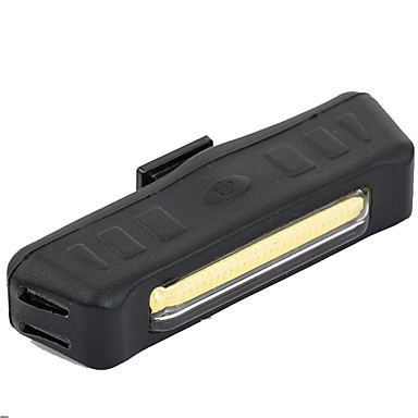 Fietsverlichting Achterlicht fiets - Wielrennen Gemakkelijk draagbaar Overige 50 Lumens USB Fietsen