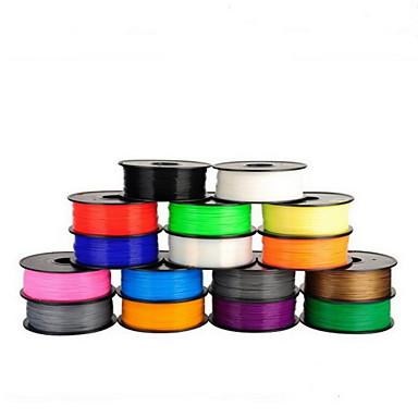 baratos Suprimentos para Impressoras 3D-suprimentos de impressão um quilograma pla 1,75 mm suprimentos 3d suprimentos para impressoras 3D (cores aleatórias)