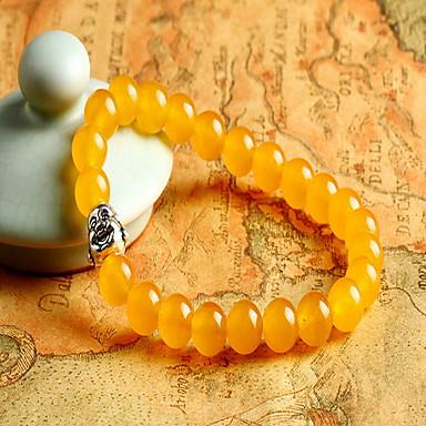 Dames Strand Armbanden Modieus Kostuum juwelen Agaat Cirkelvorm Sieraden Voor Dagelijks Causaal