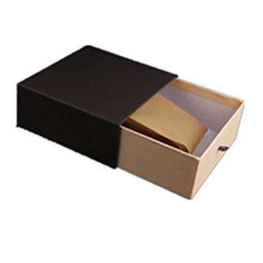 bruine kleur, ander materiaal verpakking& verzending riem verpakkingsdoos een pak van twee
