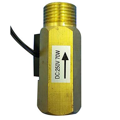 bryter strømforsyningen fysisk måleinstrumenter metall materiale gul farge
