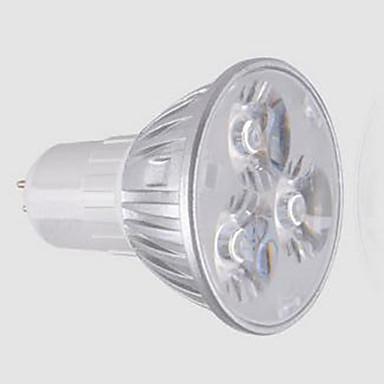 gu5.3 (mr16) led spotlight mr16 3 smd 250lm koud wit 6500k decoratief ac 220-240v