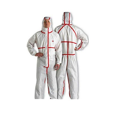 3メートル4565医療防護服オーバーオール抗aantiウイルス量体はきれいな服(販売リットルコード)シャム