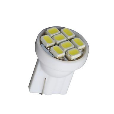SO.K 10 Stück T10 Auto Leuchtbirnen 1 W 60 lm 8 Blinkleuchte For Universal