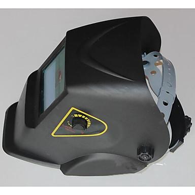 arbejdskraft sikkerhed mat sort headset auto-mørkfarvning maske iført off praktisk og slidstærk og holdbar vedhæftning