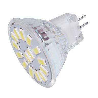 YouOKLight 350 lm GU4(MR11) LED-spotlys MR11 15 leds SMD 5733 Dekorativ Varm hvid Kold hvid 30-09-16