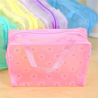 mode rejser vandtæt semipermeabel pose taske vask bad efterbehandling