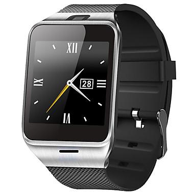 Masculino Relógio Esportivo Relógio Inteligente Digitalsensível ao toque Controle Remoto Calendário alarme Podômetro Monitores de