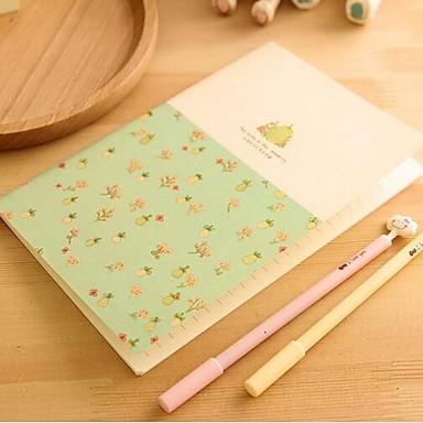 Kreative Notebooks Nuttet / Multifunktion,A5