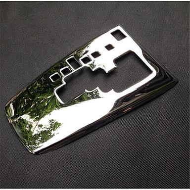 de versnellingsbak paneel pailletten verblinden decoratie modificatie gear versnellingsbak vios panel console modificatie