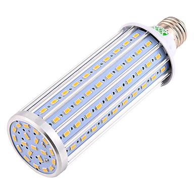 YWXLIGHT® 24W 2400lm E26 / E27 LED-maïslampen T 140 LED-kralen SMD 5730 Decoratief Warm wit Koel wit 85-265V 110-130V 220-240V