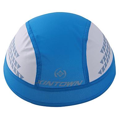 Bandanas Moto Respirável / Antibacteriano / Redutor de Suor / Filtro Solar Unissexo Azul Terylene