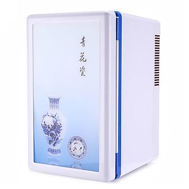 ci Baijia 16l mini hűtőszekrény autós otthon kettős fűtési és hűtési box egyetlen kis kollégiumi hűtő
