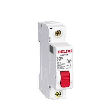 lucht switch micro breken zekeringautomaat c 1p soort micro break switch