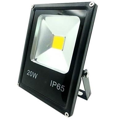 20w varm kold hvid udendørs lampe sikkerhed IP65 vandtæt medført oversvømmelse lys (85-265v)