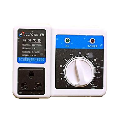geyser controlador de temperatura constante (plug-in ac-220v; faixa de temperatura: 0-100 ℃)