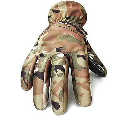 Skihandschoenen Lange Vinger Unisex Activiteit/Sport Handschoenen Houd Warm waterdicht Winddicht Tactisch SkiënFietshandschoenen