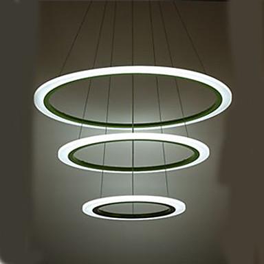 Luzes Pingente ,  Tradicional/Clássico Galvanizar Característica for LED MetalSala de Estar Quarto Sala de Jantar Quarto de