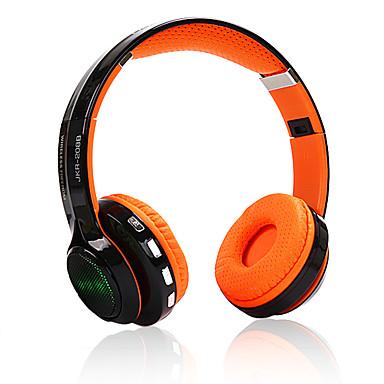 JKR JKR-208B Hoofdtelefoons (hoofdband)ForMediaspeler/tablet / Mobiele telefoon / ComputerWithmet microfoon / DJ / Volume Controle /