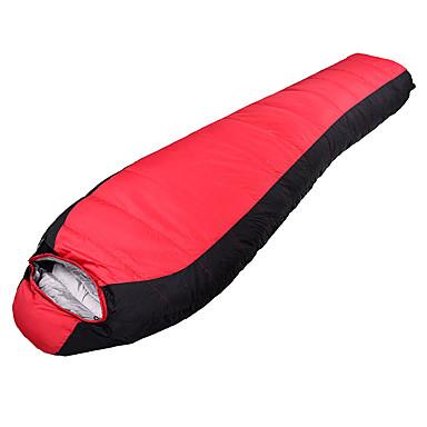 Sovepose Mumie Singel 0 Dukke NedX80 Vandring Camping Hold Varm Komprimering COLD HILL