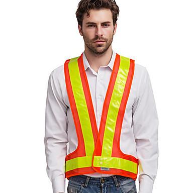 sfbest reflecterend vest v-vest / reflecterende kleding en veilig fietsen weg snelheid snelwegen sanitaire rooster cothes