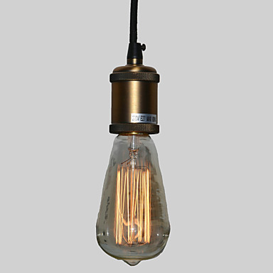 Vintage Tradițional/Clasic Stil Minimalist Lumini pandantiv Lumină Spot Pentru Sufragerie Dormitor Exterior Coridor 110-120V 220-240V
