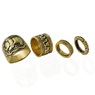 legering ringetablering ringer bryllup / fest 1 sett klassisk feminin stil