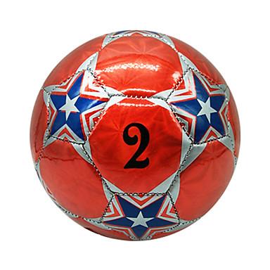 Slidsikkert / Ikke-deformerbar / Høj Styrke / Høj Elasticitet / Holdbar-Soccers(Grøn / Rød / Blå / Orange,PVC)