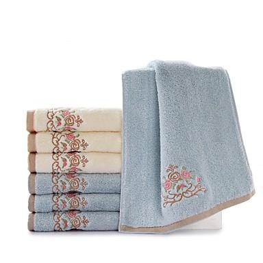 Hånd håndklæde Solid Høj kvalitet 100% Bomuld Håndklæde