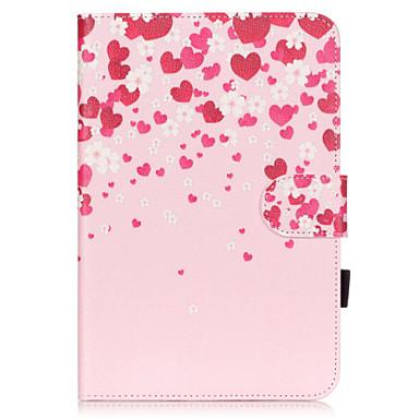 Voor Kaarthouder / met standaard / Patroon hoesje Volledige behuizing hoesje Other Zacht PU-leer Apple iPad Mini 4