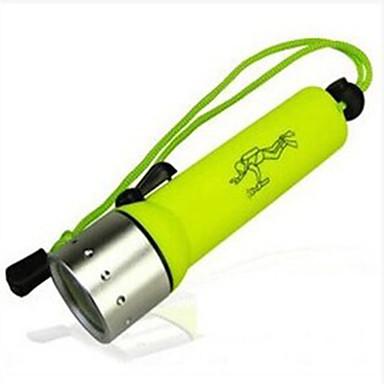 Fietsverlichting - Cree Q5 Wielrennen Gemakkelijk draagbaar Overige 50 Lumens USB Fietsen