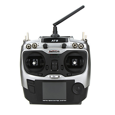 RadioLink AT9 Modtager Dele TilbehørFjernstyret quadcopter Droner Fjernstyrede helikoptere Fjernstyrede biler /buggy / lastbiler Rc Fly