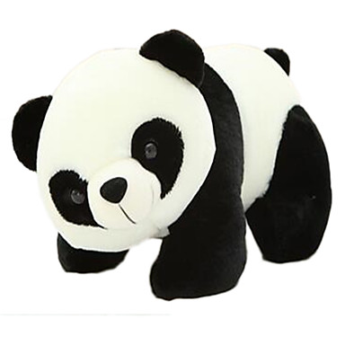 Eend Beer Panda Dier knuffels Poppen Doen alsof-spelletjes Noviteit Cartoon Pluche Katoen Meisjes Jongens