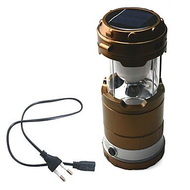 Lanterner & Telt Lamper LED 300 lm 2 Tilstand - med oplader Genopladelig Nødsituation Komapkt Størrelse Camping/Vandring/Grotte