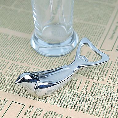 Miljøvenligt materiale Flaskeåbnere Kreativ Gave Gør Det Selv Hjemmeindretning Glas og Krus Brud Brudgom Brudepige Forlover Blomsterpige