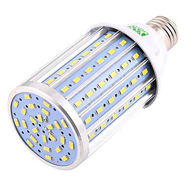 ywxlight® 22w e26 / e27 führte mais lichter 102 smd 5730 2000-2200 lm warmweiß kaltweiß dekorative ac 85-265 ac 220-240 ac
