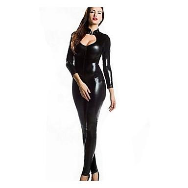 Bunny Jenter Zentai Drakter Cosplay Kostumer Unisex Halloween Karneval Nytt År Festival / høytid Halloween-kostymer Ensfarget